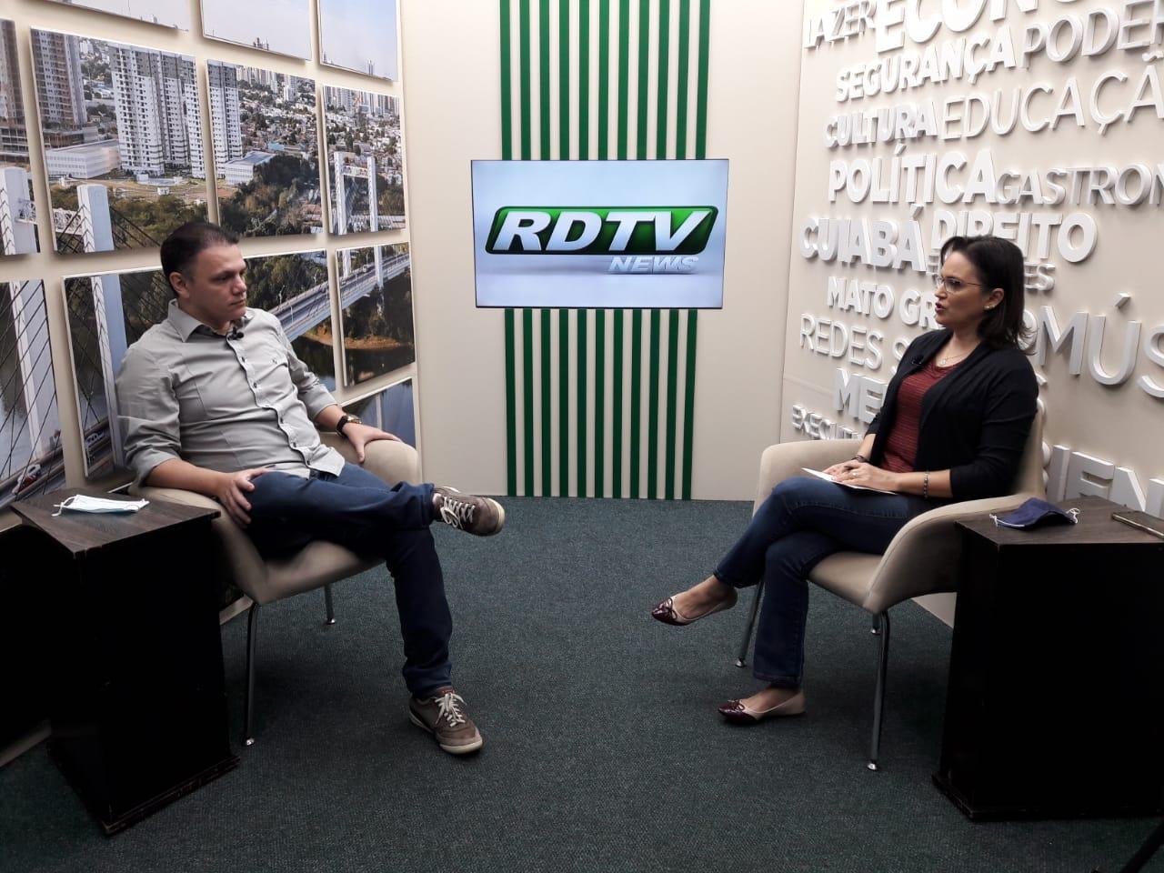 Entrevista para RDTV