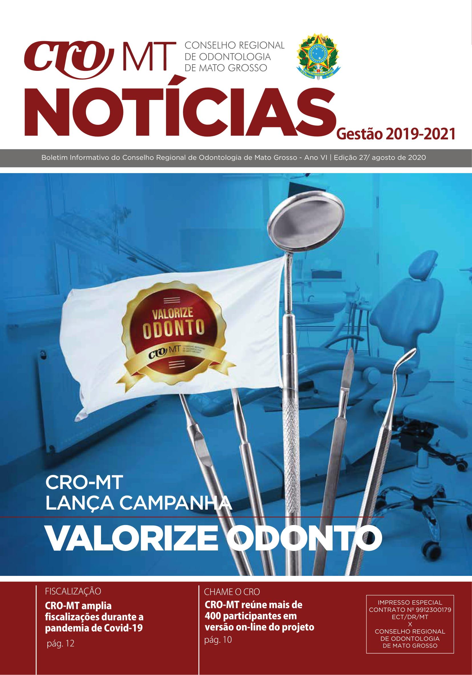 REVISTA CRO-MT Ed. 27
