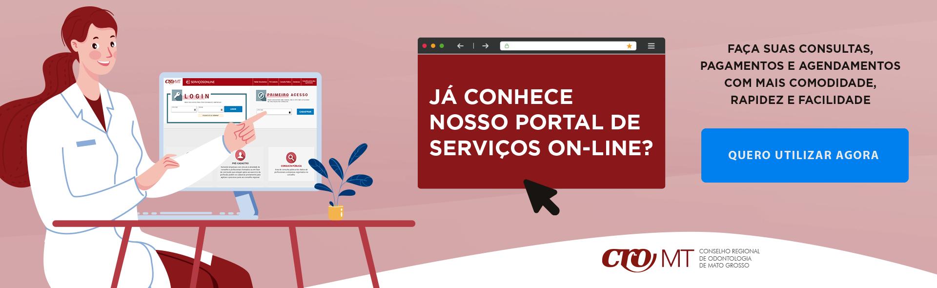Portal de Serviços On-line