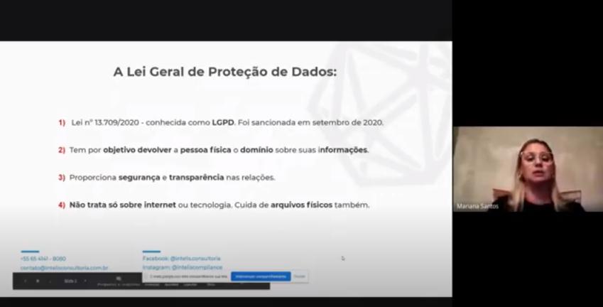 OS RISCOS E IMPCATOS DA LEI GERAL DE PROTEÇÃO DE DADOS NOS CONSULTÓRIOS ODONTOLÓGICOS