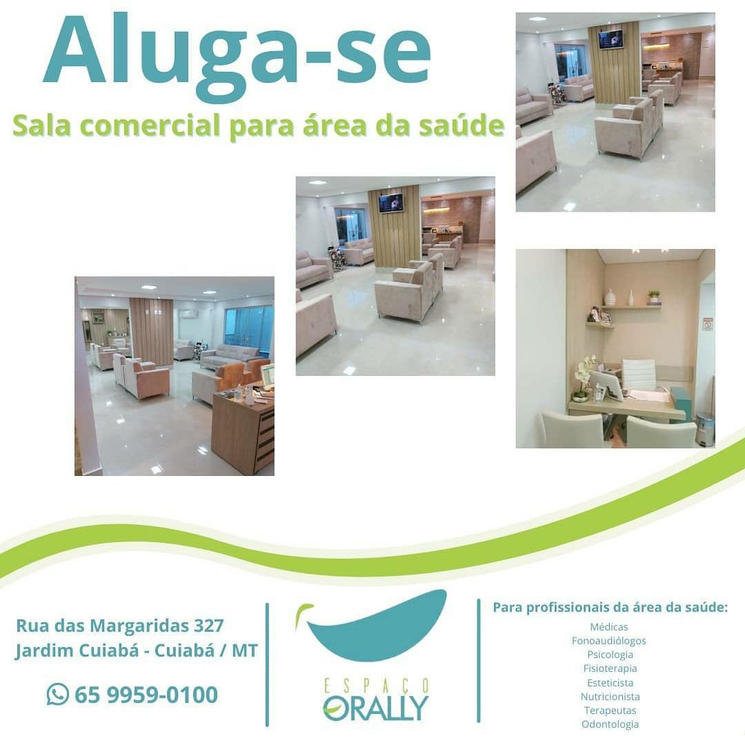ALUGA-SE SALAS COMERCIAIS