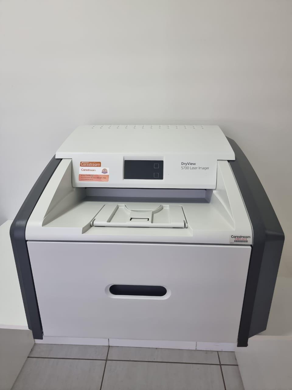 Vendo impressora de imagem Radiográfica