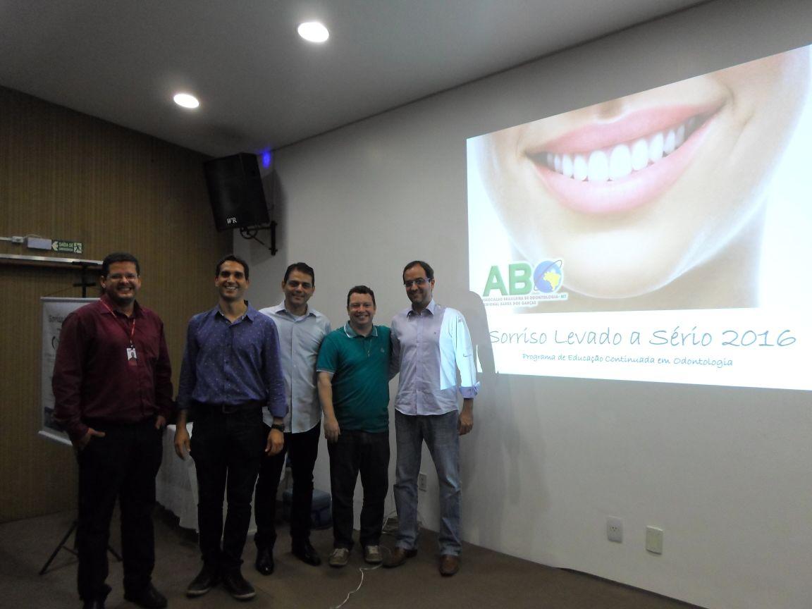 CRO Itinerante promove palestra em Barra do Garças