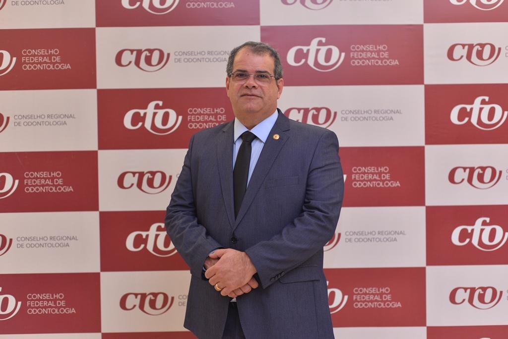 Presidente do CFO, Juliano do Vale, concede entrevista exclusiva ao CRO-MT