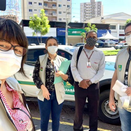 Após fiscalização, clínicas em Cuiabá se adequam a normas contra pandemia