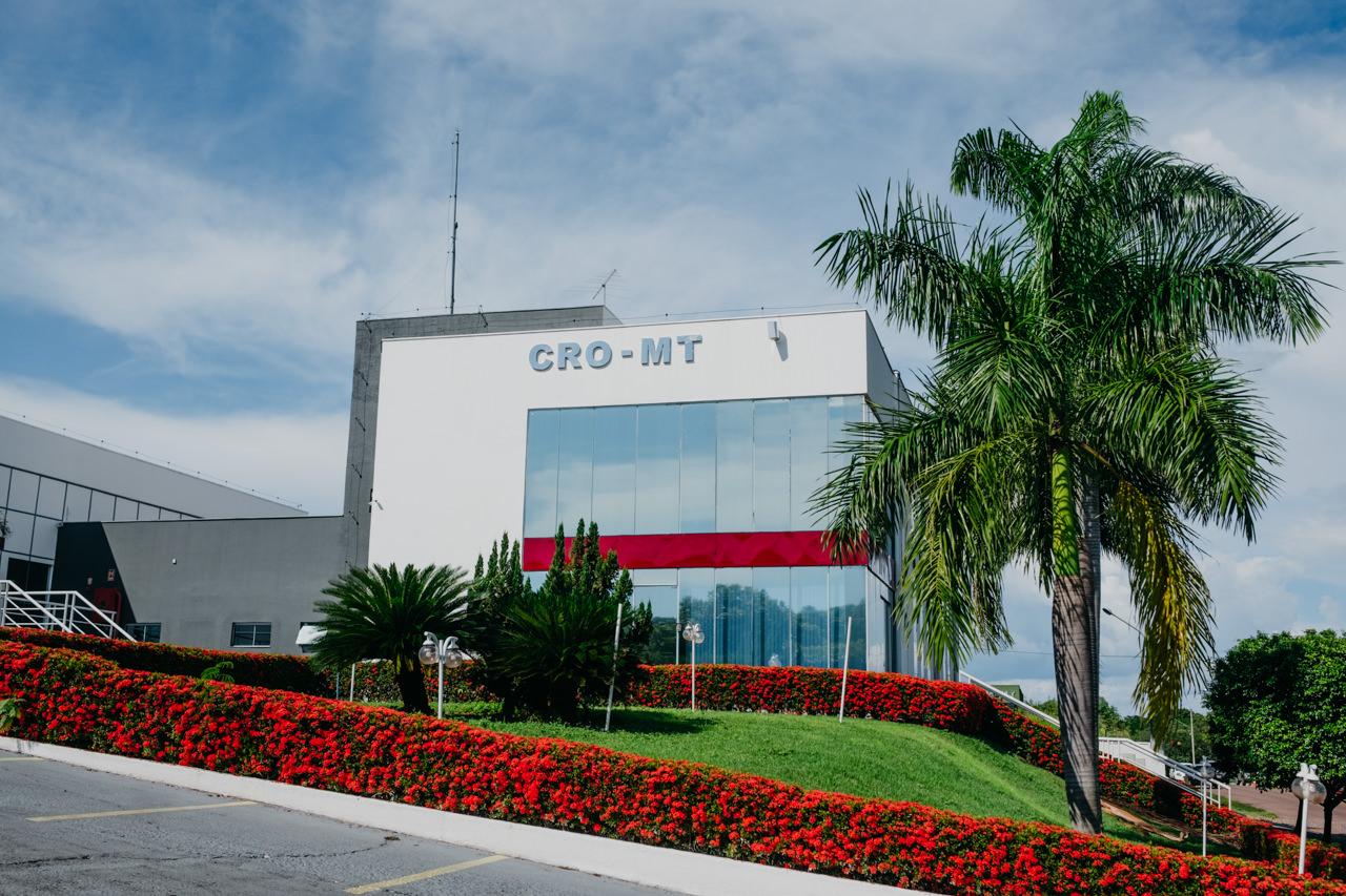 Ações do CRO-MT frente à COVID-19