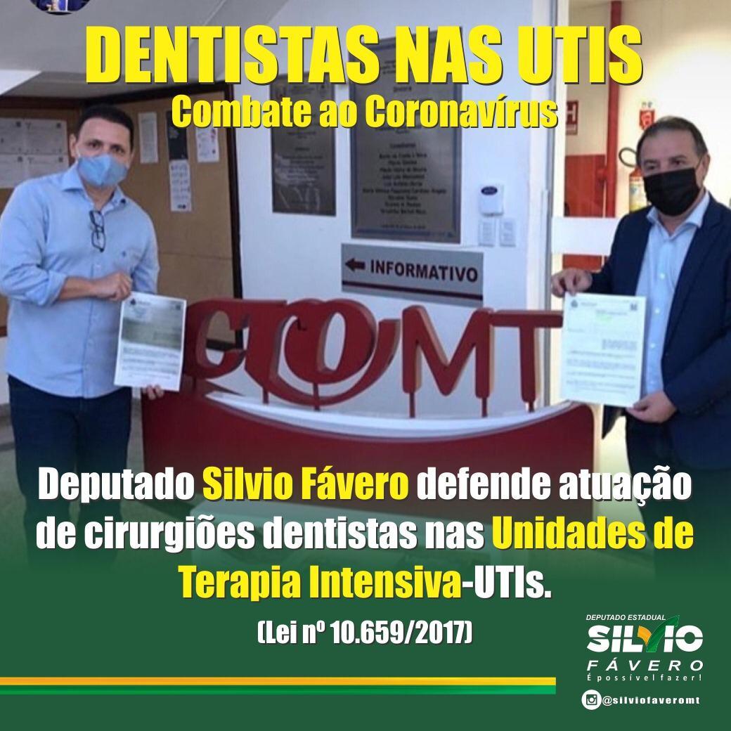 Deputado Silvio Fávero pede cumprimento de Lei 10.659