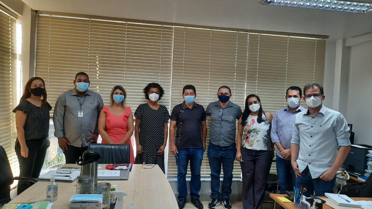 Avanços da saúde bucal em Cuiabá é tema de reunião