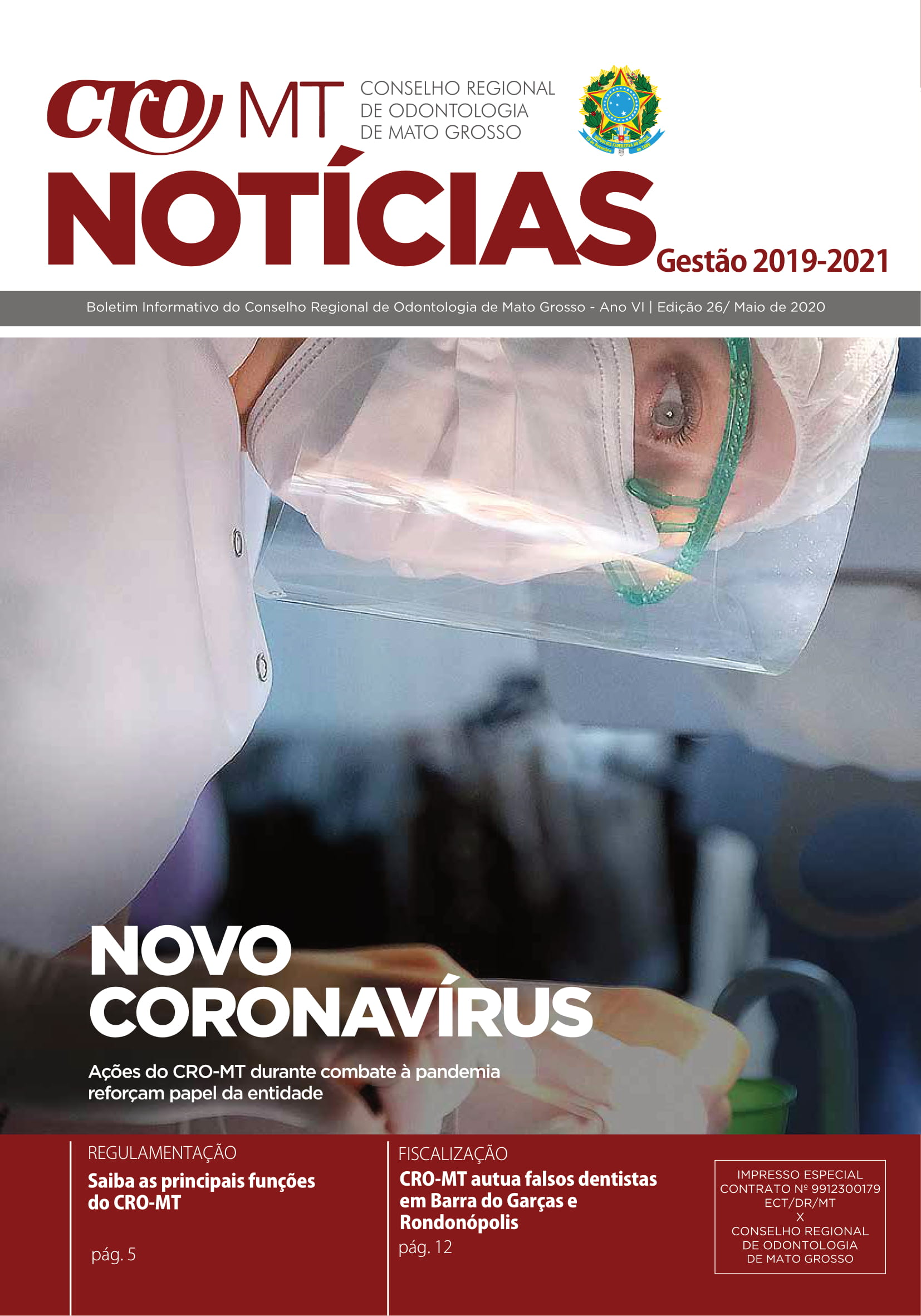 REVISTA CRO-MT Ed. 26
