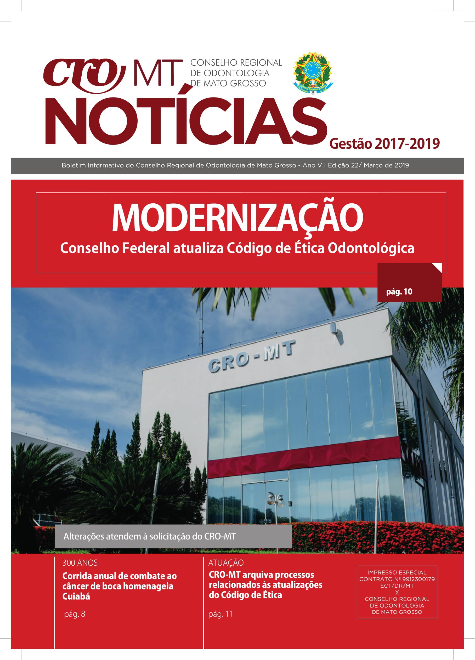 REVISTA CRO-MT Ed. 22
