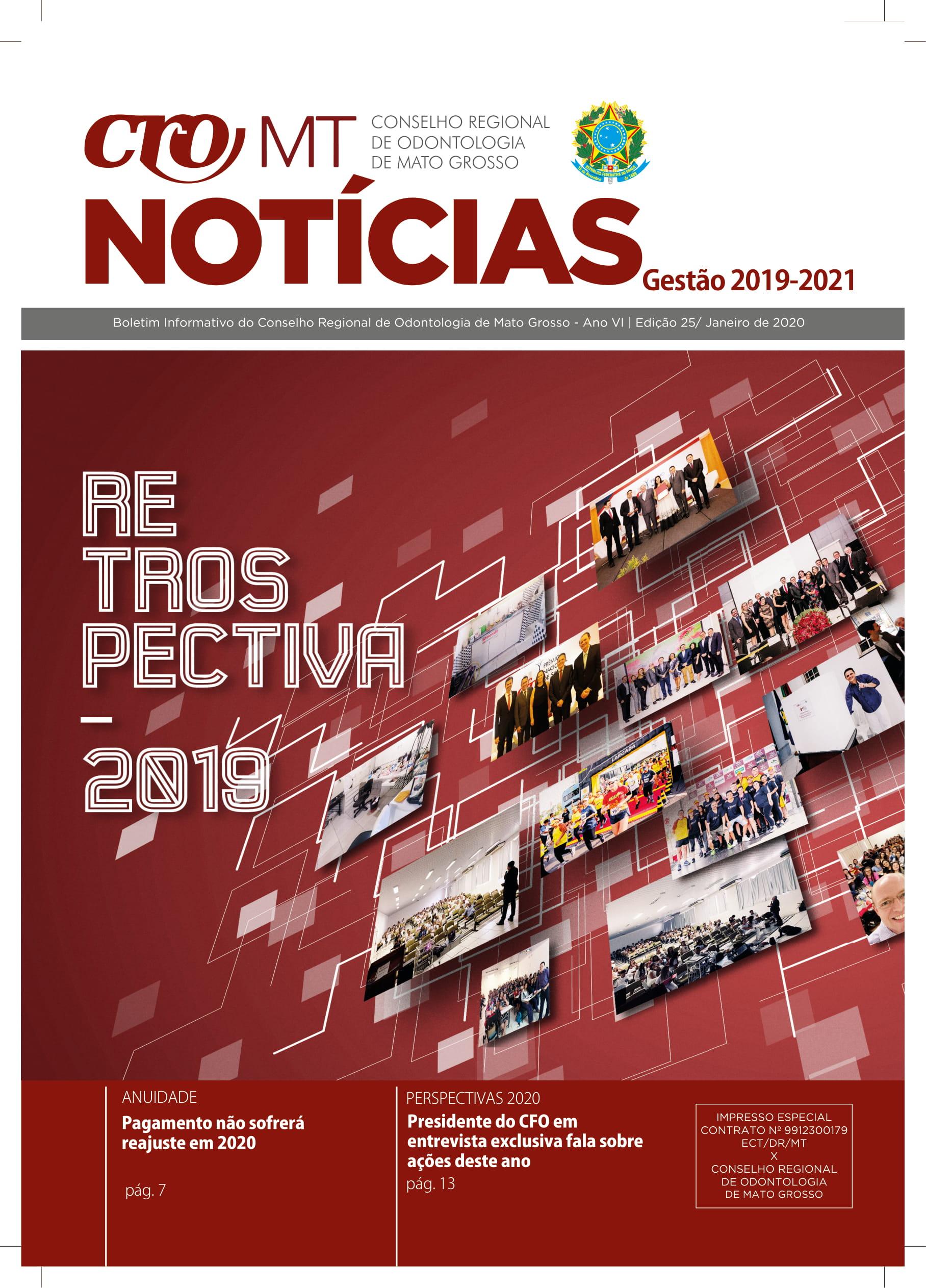 REVISTA CRO-MT Ed. 25