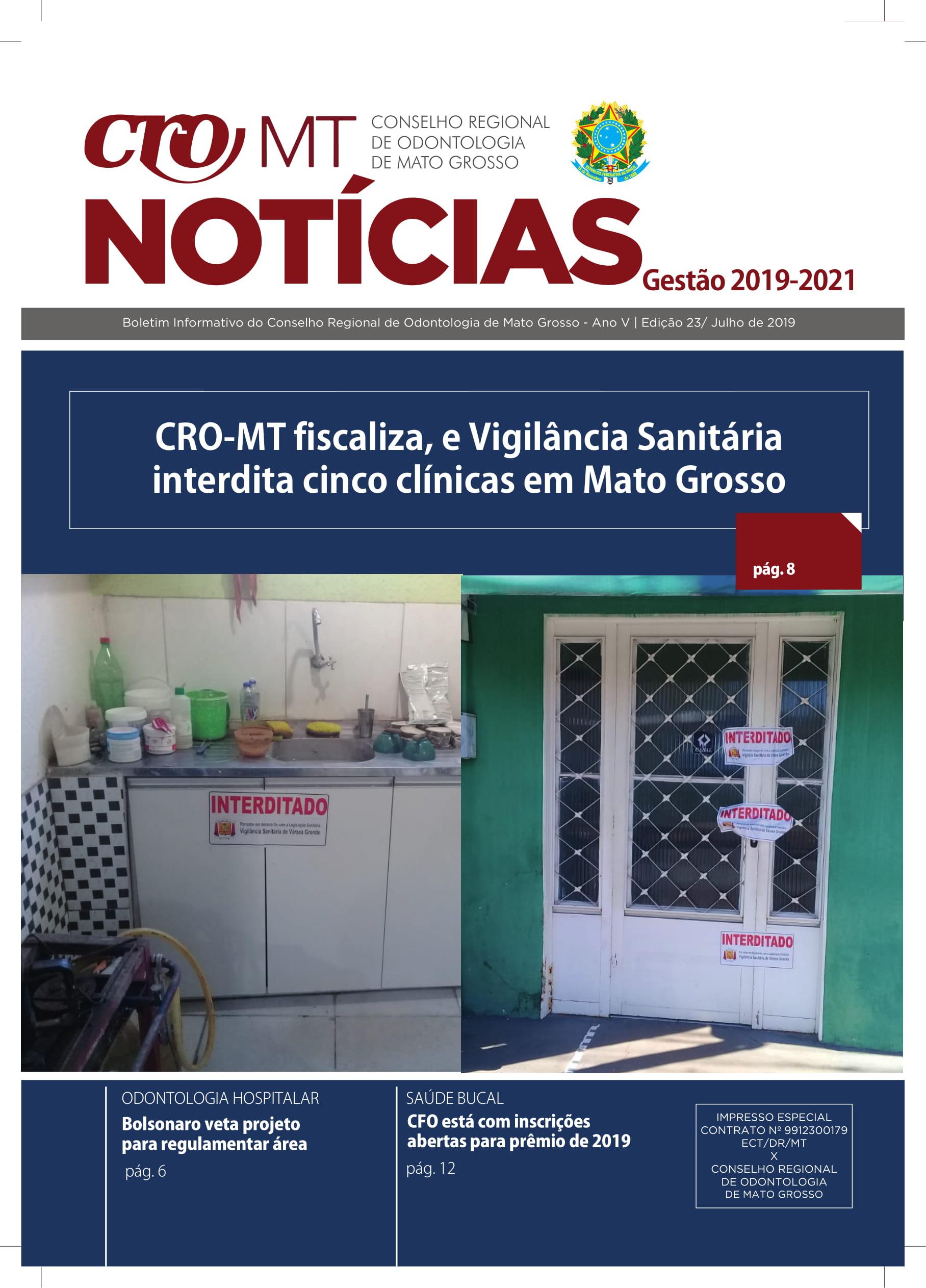 REVISTA CRO-MT Ed. 23
