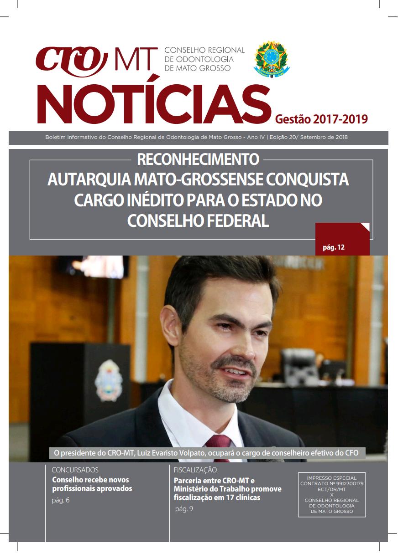 REVISTA CRO-MT Ed. 20